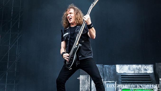 """MEGADETH, David Ellefson: """"perché nel metal ci sono tanti così musicisti cristiani anche se è etichettato come musica del diavolo"""""""
