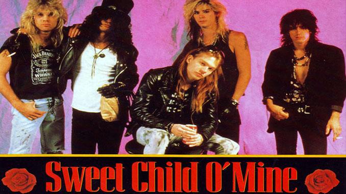 """GUNS N' ROSES: record su YouTube! Un miliardo di visualizzazioni per """"Sweet Child O' Mine"""""""