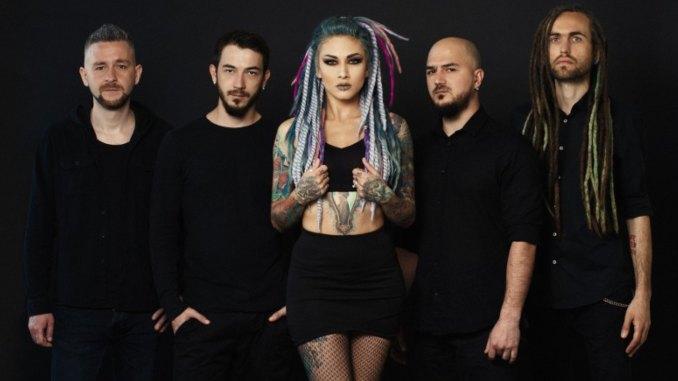 """Infected Rain: online il nuovo singolo """"Black Gold"""". A breve in Italia con Lacuna Coil ed Eluveitie"""