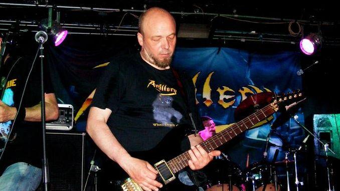 ARTILLERY: è morto il chitarrista e fondatore Morten Stützer all'età di 57 anni
