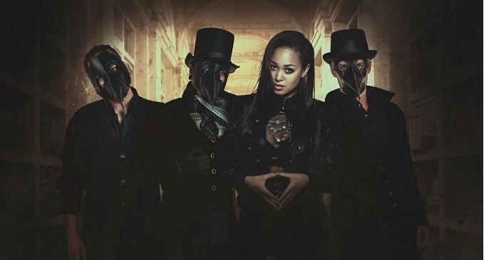 Ad Infinitum - Ascolta 'This is Halloween', rivisitazione del brano della colonna sonora di 'The Nightmare Before Christmas' di Tim Burton