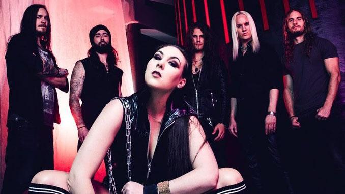 """Amaranthe: la band di Elize Ryd pubblica il video per la canzone """"GG6"""""""