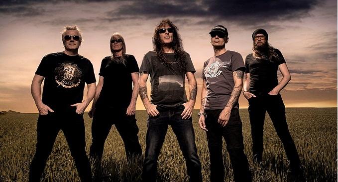 British Lion - La band di Steve Harris degli Iron Maiden pronta con un nuovo album a gennaio 2020: 'The Burning'