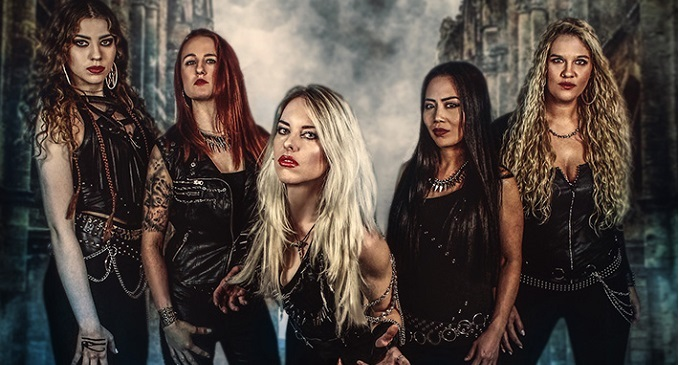 Burning Witches - Guarda il Playthrough di chitarra di 'Wings of Steel!'
