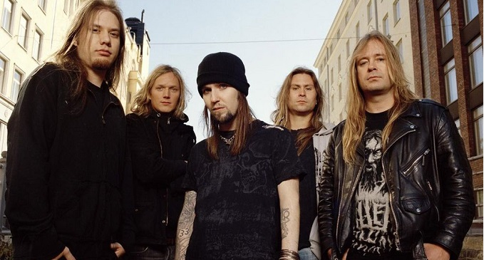 Children of Bodom - Guarda il video animato di 'Hexed'