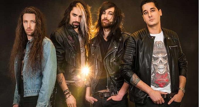 Collateral - Guarda il video del brano 'Mr. Big Shot' della giovane band hard rock made in U.K.
