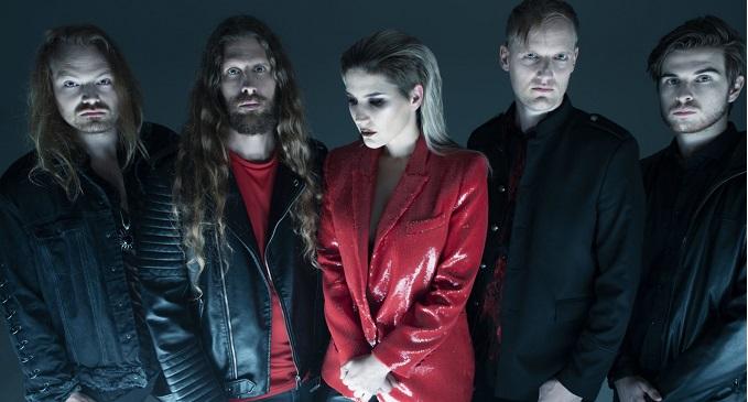 Delain - Nuovo singolo on line: 'One Second' dal nuovo album su Napalm Records