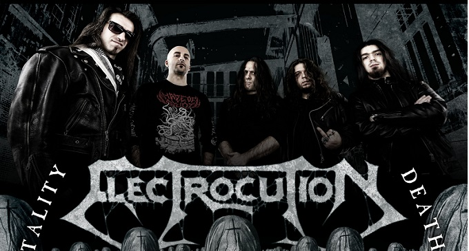 Electrocution - Il ritorno della death metal band a Bologna a fine novembre