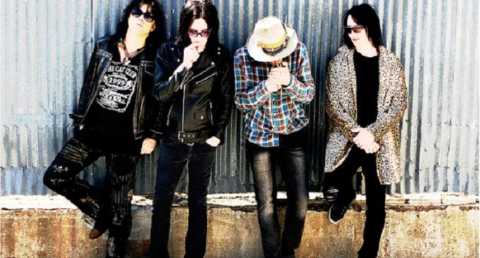 L.A. Guns - Firmano per Golden Robot Records e nuovo album nel 2020