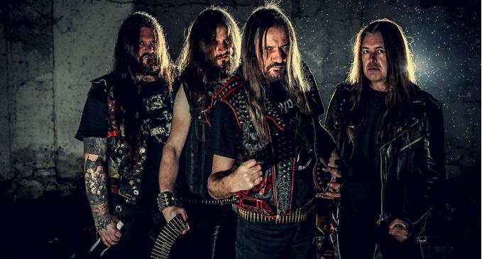 Sodom - Ascolta il nuovo brano 'Out Of The Frontline Trench' titletrack del nuovo EP in uscita a fine novembre