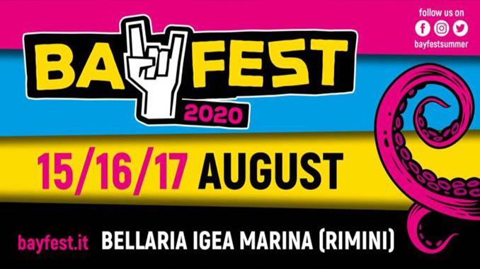BAY FEST 2020: annunciate le date della prossima edizione del festival punk