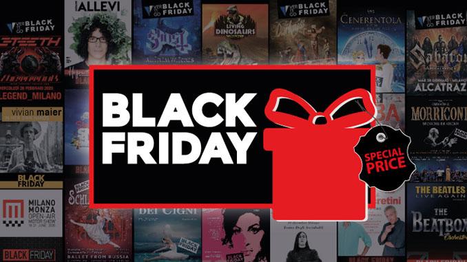 BLACK FRIDAY: biglietti in sconto su TicketOne per Ghost, Cult of Luna, The Darkness e altri