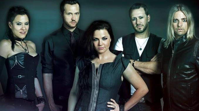 """EVANESCENCE: la loro cover dei FLEETWOOD MAC """"The Chain"""" per il gioco """"Gears Of War 5"""""""
