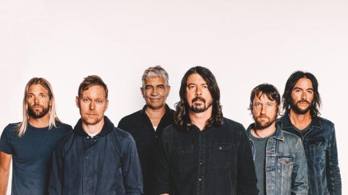FOO FIGHTERS: la band di Dave Grohl suonerà agli I-Days 2020 di Milano!