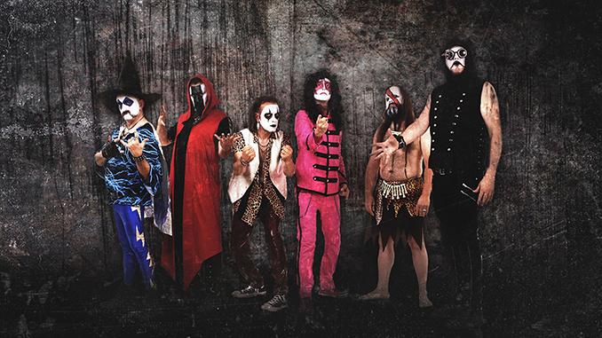 """GLI ATROCI: Il nuovo album """"Metal Pussy"""" in arrivo il prossimo 13 dicembre"""