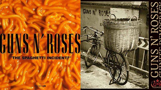 GUNS N' ROSES: il 23 novembre uscivano i due album più discussi della band, The Spaghetti Incident e Chinese Democracy