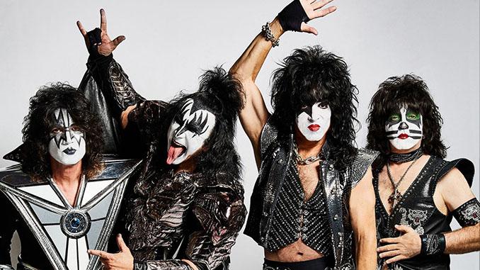 KISS: 75 date confermate nel 2020. In concerto anche in Italia a luglio