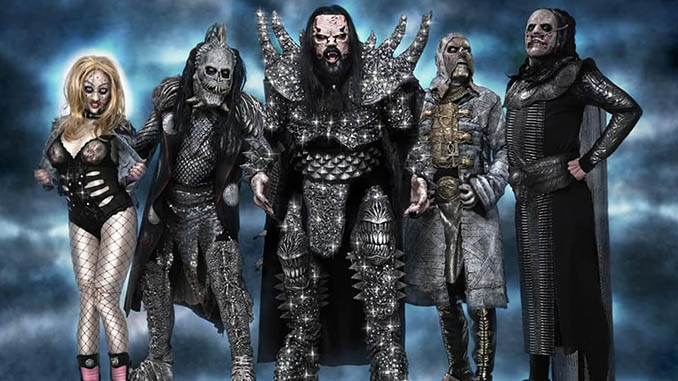 "LORDI:  il video di ""I Dug A Hole In The Yard For You"" dal nuovo ""Killection"""