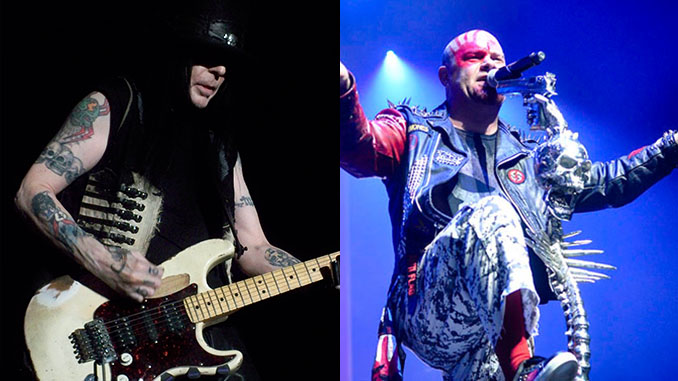 MÖTLEY CRÜE, FIVE FINGER DEATH PUNCH: Mick Mars e Ivan Moody ospiti nel nuovo singolo country di Cory Marks