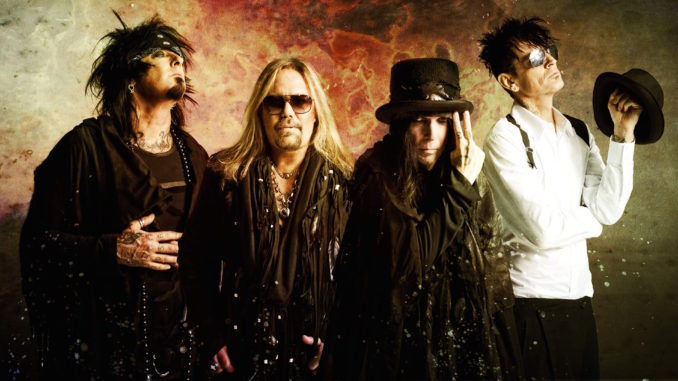 Mötley Crüe: alimentano le voci della reunion e del tour nel 2020 con Poison e Def Leppard!