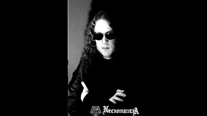 Necromantia: è morto il bassista Baron Blood della band metal greca
