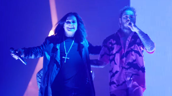 "OZZY di nuovo in classifica americana! E ci voleva Post Malone... il video ufficiale di ""Take What You Want"""