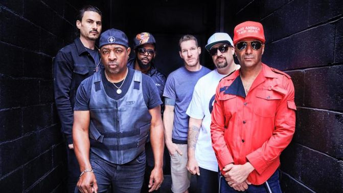 RAGE AGAINST THE MACHINE: reunion confermata dal cantante dei PROPHETS OF RAGE, che annuncia la fine del supergruppo