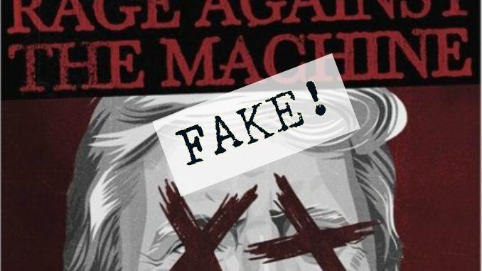 Rage Against The Machine: fake la lista del tour mondiale! Forse c'è ancora speranza per vederli...