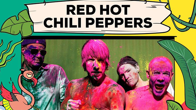 RED HOT CHILI PEPPERS confermati al FIRENZE ROCKS 2020!