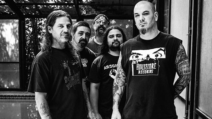 "SCOUR: la cover di ""Massacre"" dei BATHORY della band di Phil Anselmo (Pantera)"