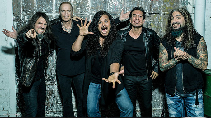 SONS OF APOLLO: la band Mike Portnoy, Derek Sherinian, Jeff Scott Soto e Bumblefoot in concerto in Italia