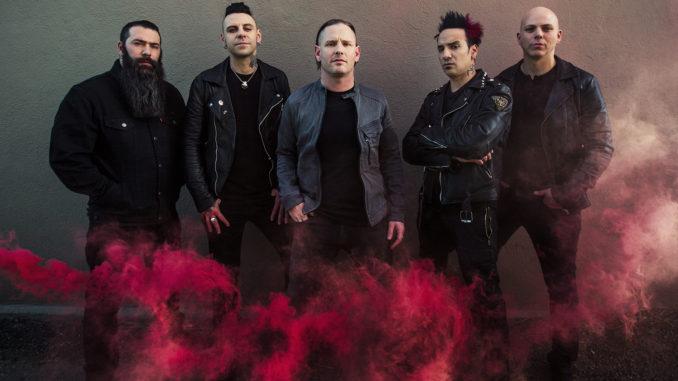 """Stone Sour: in arrivo il primo album live """"Hello, You Bastards: Live in Reno"""", ascolta un pezzo"""