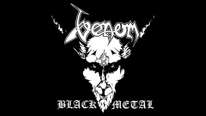 Black Metal dei Venom veniva pubblicato il 1 novembre 1982