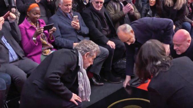 """THE WHO: sono i primi ad avere la propria mattonella sulla """"Music Walk Of Fame"""" di Londra"""