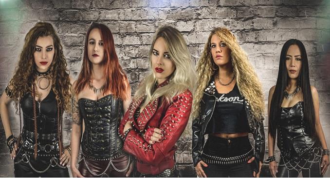 Burning Witches - Pubblicheranno il terzo album a marzo 2020