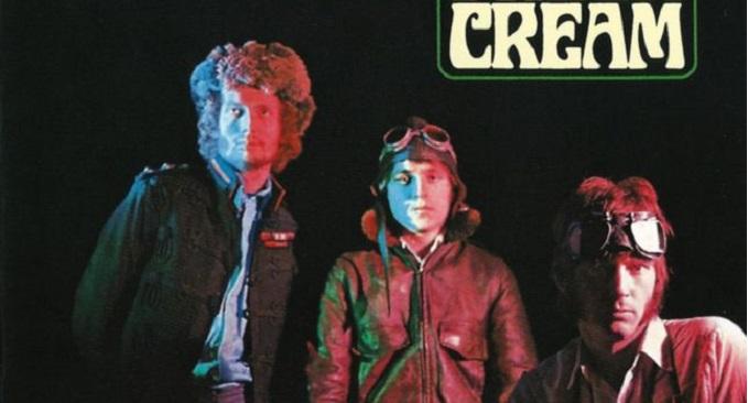 Cream - Il 9 dicembre 1966 veniva pubblicato il debut album della super band inglese: 'Fresh Cream'