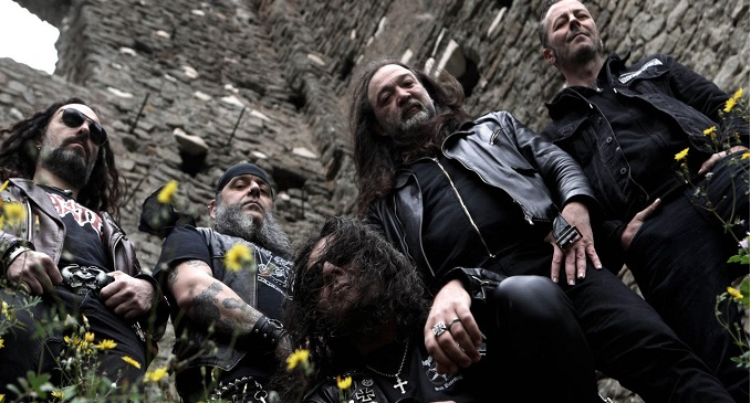 Doomraiser - Guarda il video del brano 'Chimera' dal nuovo album 'The Dark Side of Old Europe', in uscita a gennaio 2020