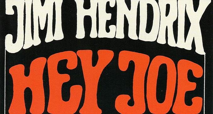 Jimi Hendrix - Il 16 dicembre del 1966 viene pubblicato il singolo 'Hey Joe', prima pubblicazione assoluta del trio The Jimi Hendrix Experience