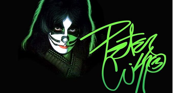 Auguri a Peter Criss, il leggendario primo batterista dei Kiss