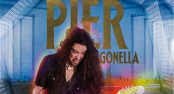Pier Gonella - Il 7 gennaio 2020 il suo album solista 'Strategy'. Svelata copertina e tracklist