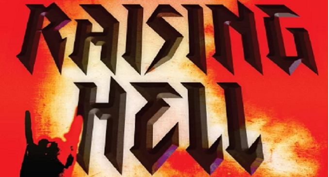 'Raising Hell: Backstage Tales From The Lives Of Metal Legends' - A gennaio nelle librerie