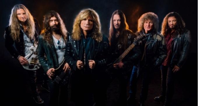 Whitesnake - Guarda il video del brano 'Hey You (You Make Me Rock)'