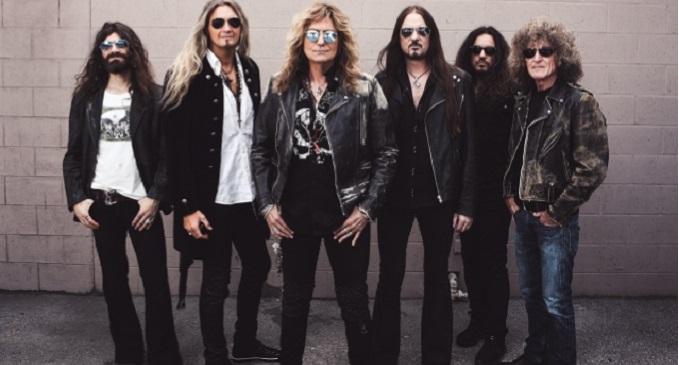 I Whitesnake pubblicheranno il singolo 'Always & Forever', in edizione limitata, per il giorno di S.Valentino 2020
