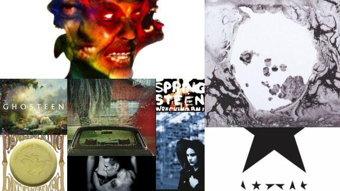 Il miglior album del decennio per Rolling Stone Usa non è Rock. Tra i primi dieci solo Bowie