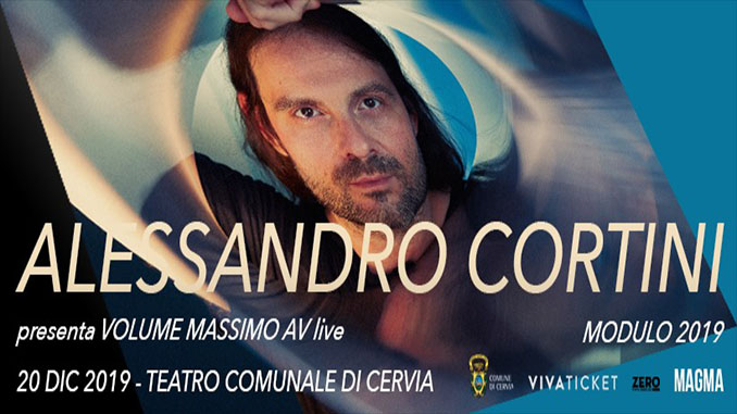 """Alessandro Cortini: il tastierista dei Nine Inch Nails presenta """"Volume Massimo"""" a Cervia"""