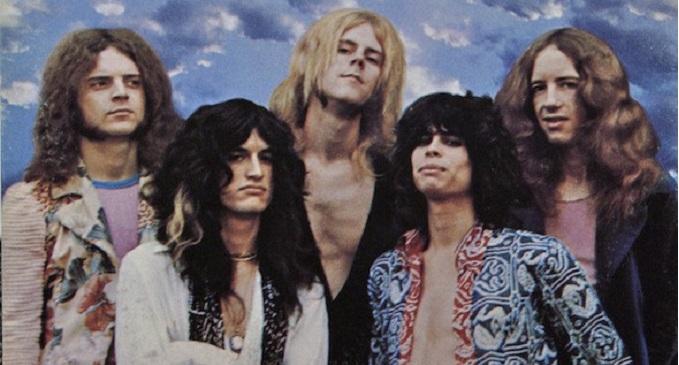 AEROSMITH: Il debut omonimo della band di Boston, viene pubblicato il 13 gennaio del 1973 negli USA