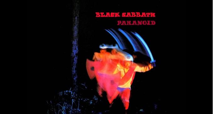 Black Sabbath - Il 7 gennaio 1971 viene pubblicato il secondo album: 'Paranoid'