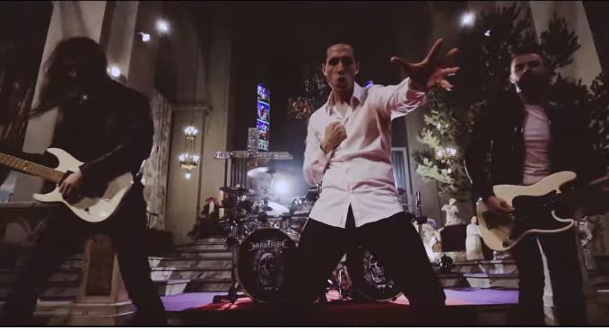 DARKTRIBE: Guarda il video della title track del nuovo album 'Voici l'Homme' in uscita fine settimana