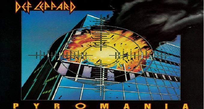 DEF LEPPARD: L'abum 'PYROMANIA' viene pubblicato il 20 gennaio del 1983