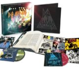 DEF LEPPARD: A marzo il cofanetto deluxe 'The Early Years 79 - 81'